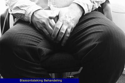 blaasontsteking behandeling